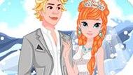 Игра Холодное сердце: Зимняя свадьба Анны