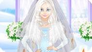 Игра Холодное сердце: Зимняя свадьба Эльзы