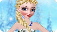 Игра Холодное сердце: Зимняя вечеринка Эльзы