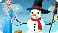Игра Холодное сердце: Зимняя забава Эльзы
