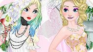 Игра Эльза: Дерзкая и милая невеста