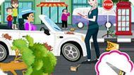 Игра Эльза полицейский