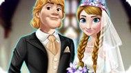Игра Королевская свадьба Анны и Кристофа