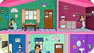 Игра Кукольный дом принцессы Жасмин