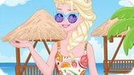 Игра Летние каникулы Эльзы