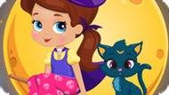 Игра Малышка Ведьма: Волшебное зелье