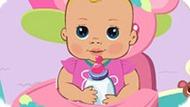 Игра Няня для малыша