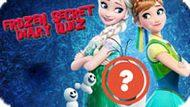 Игра Секреты мультфильма «Холодное сердце»