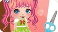 Игра Шить одежду: Малышка Элис портной