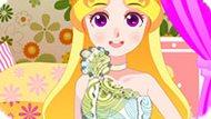 Игра Шить платье для принцессы