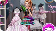 Игра Шить свадебное платье для принцессы