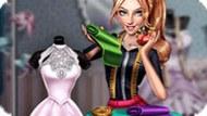 Игра Шить свадебное платье