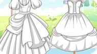 Игра Шить вечернее платье