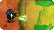 Игра Слагтерра бродилка: Тайна теневых мин