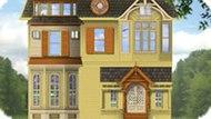 Игра Строить дом в викторианском стиле