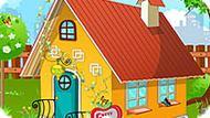 Игра Строить дома: Дом для гостей
