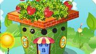 Игра Строить дома: Фруктовый дом