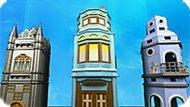Игра Строить дома: Постройка башни