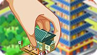 Игра Строить настоящие дома: Построй город из блоков