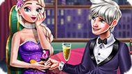 Игра Свадебное предложение Эльзе