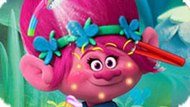 Игра Тролли: Розочка в спа-салоне