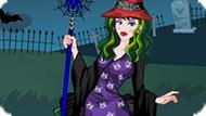Игра Ведьма-паук