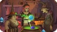 Игра Ведьмы: Колдовские пузыри