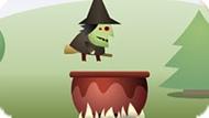 Игра Ведьмы: Поймай детей