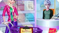 Игра Великолепный шоппинг Эльзы