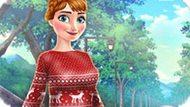 Игра Весеннее преображение принцессы Анны