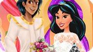 Игра Волшебная свадьба Жасмин