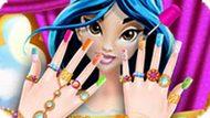 Игра Жасмин 8: в маникюрном салоне
