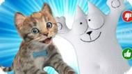 Игра Приключения Маленького Котенка для детей
