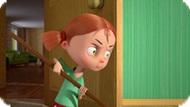 Игра Ангел Бэби: Лиза