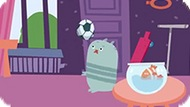 Игра Кошка Бяка и Хороший Мальчик 3