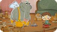 Игра Летающие Звери: Слон Прабу