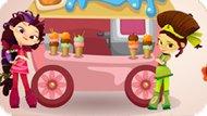 Игра Сказочный Патруль: Кафе Мороженое