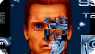 Игра Терминатор 2: Собери Лицо