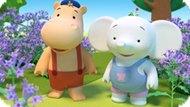 Игра Тима и Тома: В Саду