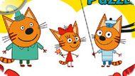 Игра Три кота: Найди котов 2