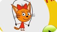 Игра Три кота: Найди котов