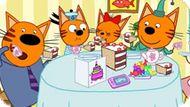 Игра Три Кота: Праздник