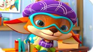 Игра Знайчишка и Его Друзья: Лисишка