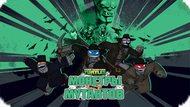 Игра Черепашки-ниндзя: Монстры против Мутантов