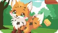 Игра Уход за Лисичкой / Fox Care