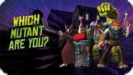 Игра Какой из тебя мутант? — Черепашки-ниндзя