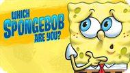 Игра Какой ты Губка Боб?
