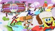 Игра Nickelodeon: Зимнее колесо фортуны