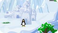 Игра Пингвины на льду