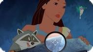 Игра Покахонтас: Поиск Енотов